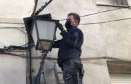 Santa Magdalena millora l'eficiència energètica de l'enllumenat públic