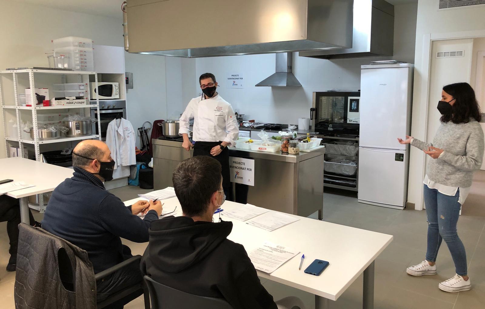 ElCESALd'Alcossebre s'estrena com a seu delCdT-Castelló amb un curs dedicat a latòfona