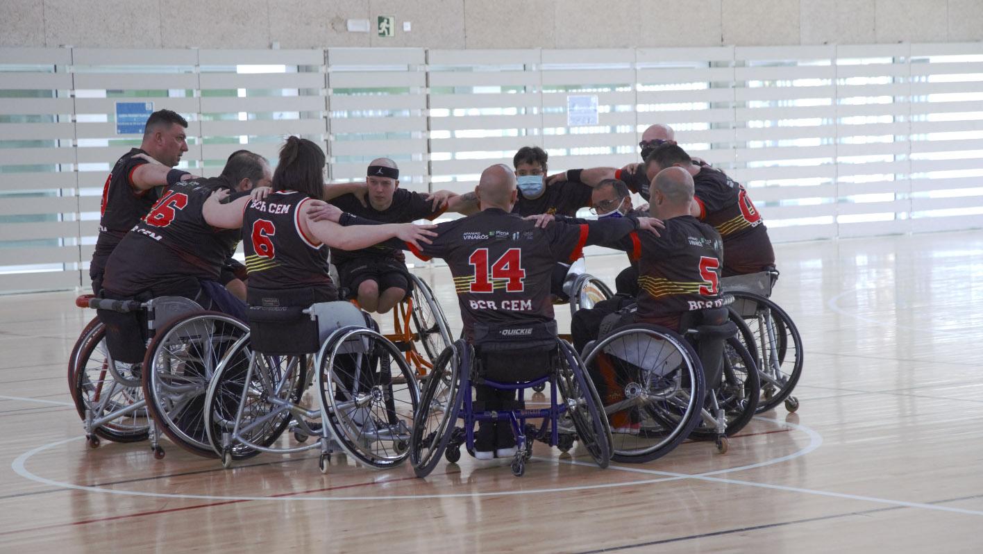 L'Afaniad Vinaròs es proclama subcampió de la Copa Catalunya de Bàsquet en Cadira de Rodes