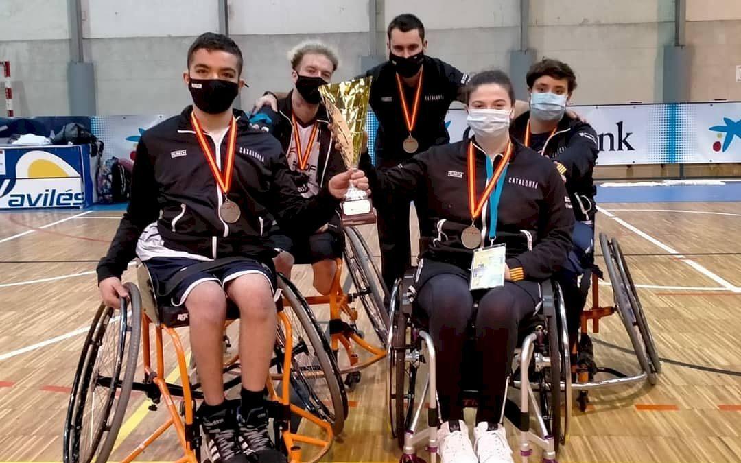 El seleccionador nacional de bàsquet femeníconvovaa MariaHerasdel BCRCEML'H-AfaniadVinaròs