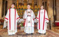 Juan Manuel Borràs és nomenat diaca de la parròquia de Càlig