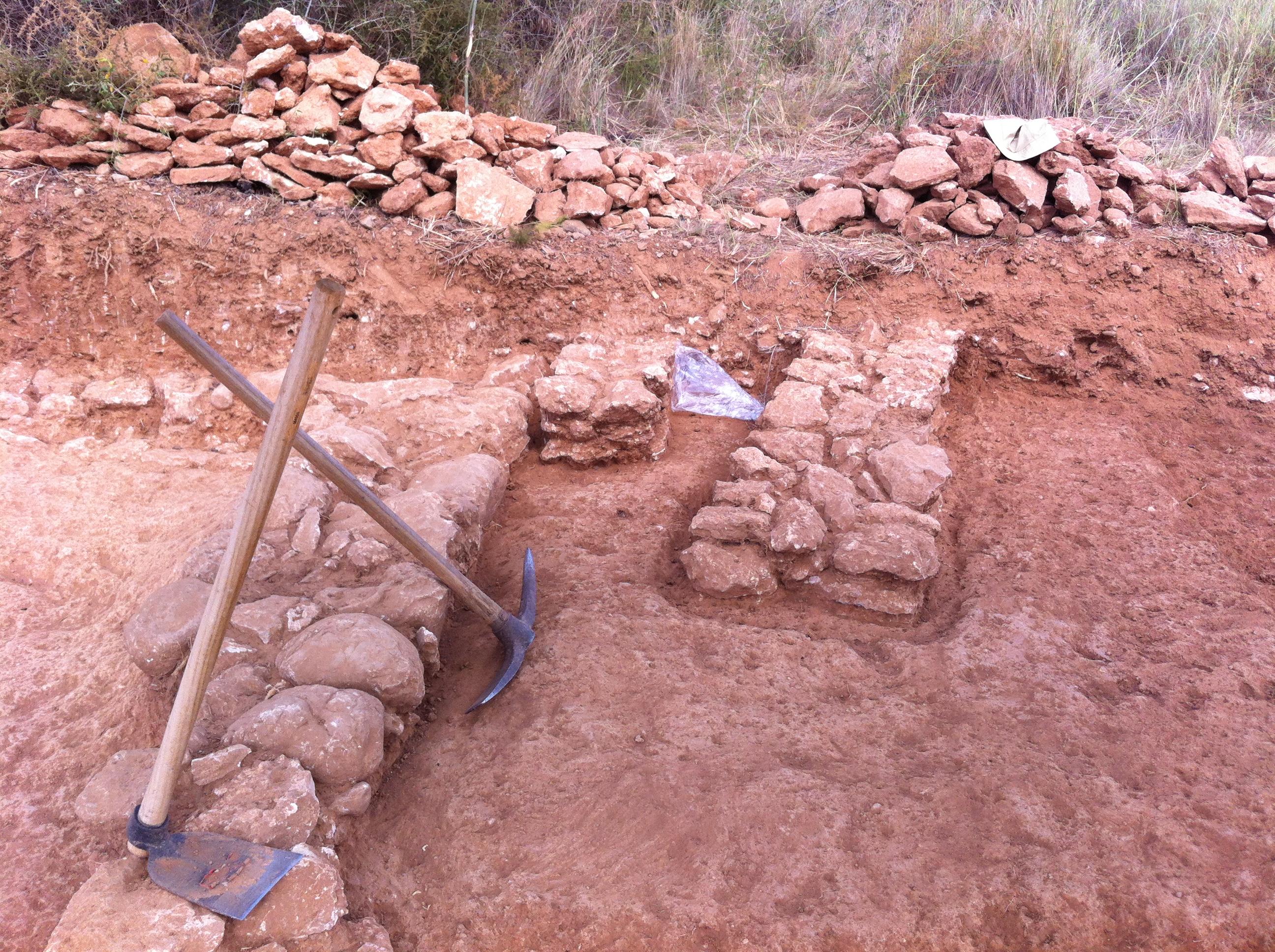 Benicarló pressuposta 150.000 euros per a excavar el jaciment del Mas de Fabra
