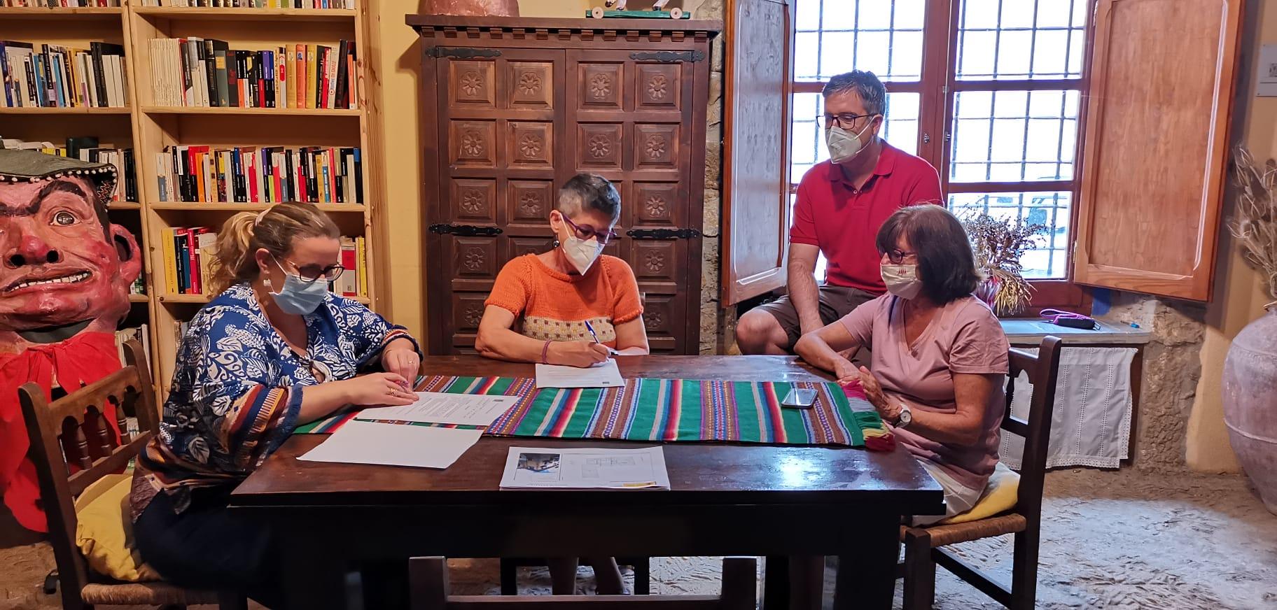 Benassal recordarà la vida i obra de TeresaPascualen una casa museu