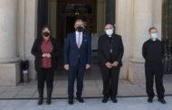 La Diputació i el Bisbat de Tortosa avancen en la recuperació del patrimoni eclesiàstic