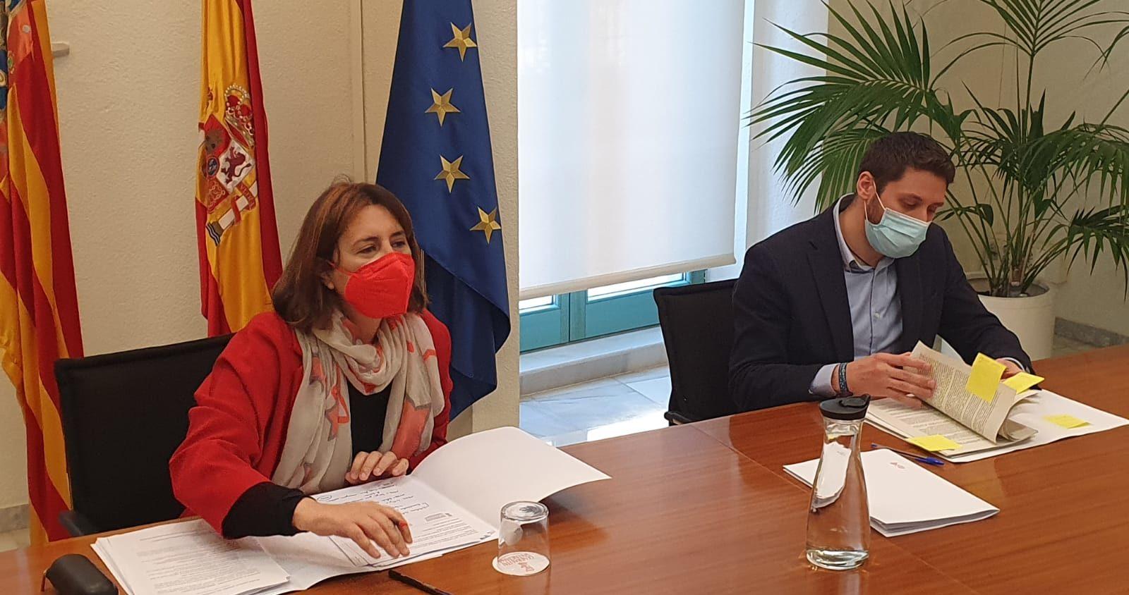 PérezGarijoanuncia una Llei de la Pau i els Drets Humans a la Comunitat Valenciana