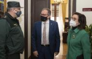 Diputació i Interior subscriuran un conveni de 400.000 euros per a la millora de les casernes de la Guàrdia Civil