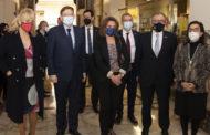 Martí reivindica el paper de la Diputació en la defensa dels pobles en risc de despoblació en l'accés als fons europeus