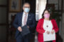 La Diputació inverteix 40.000 euros en la rehabilitació de la muralla de l'Albacar del castell d'Alcalà de Xivert