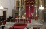 Benicarló; Missa de Sant Josep  a l'església de Sant Bartomeu de Benicarló 19-03-2021