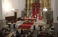 Benicarló; Novenari al Crist de la Mar de Benicarló (Missa) 26-03-2021