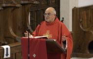 Benicarló; Novenari al Crist de la Mar de Benicarló (Missa) 24-03-2021