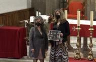 Benicarló; Pregó de Setmana Santa a l'església de Sant Bartomeu de Benicarló 27-03-2021