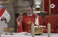 Benicarló; Novenari al Crist de la Mar de Benicarló (Missa) 27-03-2021