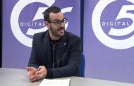 Carlos Flos, regidor d'Economia i Hisenda de Benicarló, a L'ENTREVISTA de C56 12-03-2021