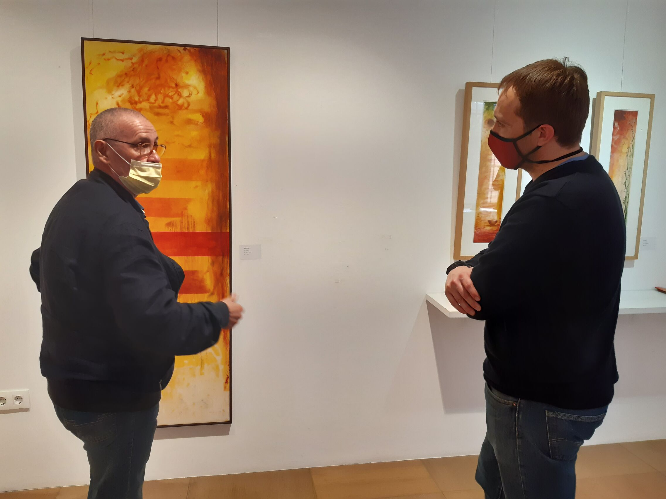 El Museu de Benicarló amplia l'oferta expositiva amb la mostra 'Abismes', de Sergi Marcos