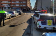 La Policia Local de Benicarló denuncia 23 vehicles durant la campanya de control de cinturons de seguretat