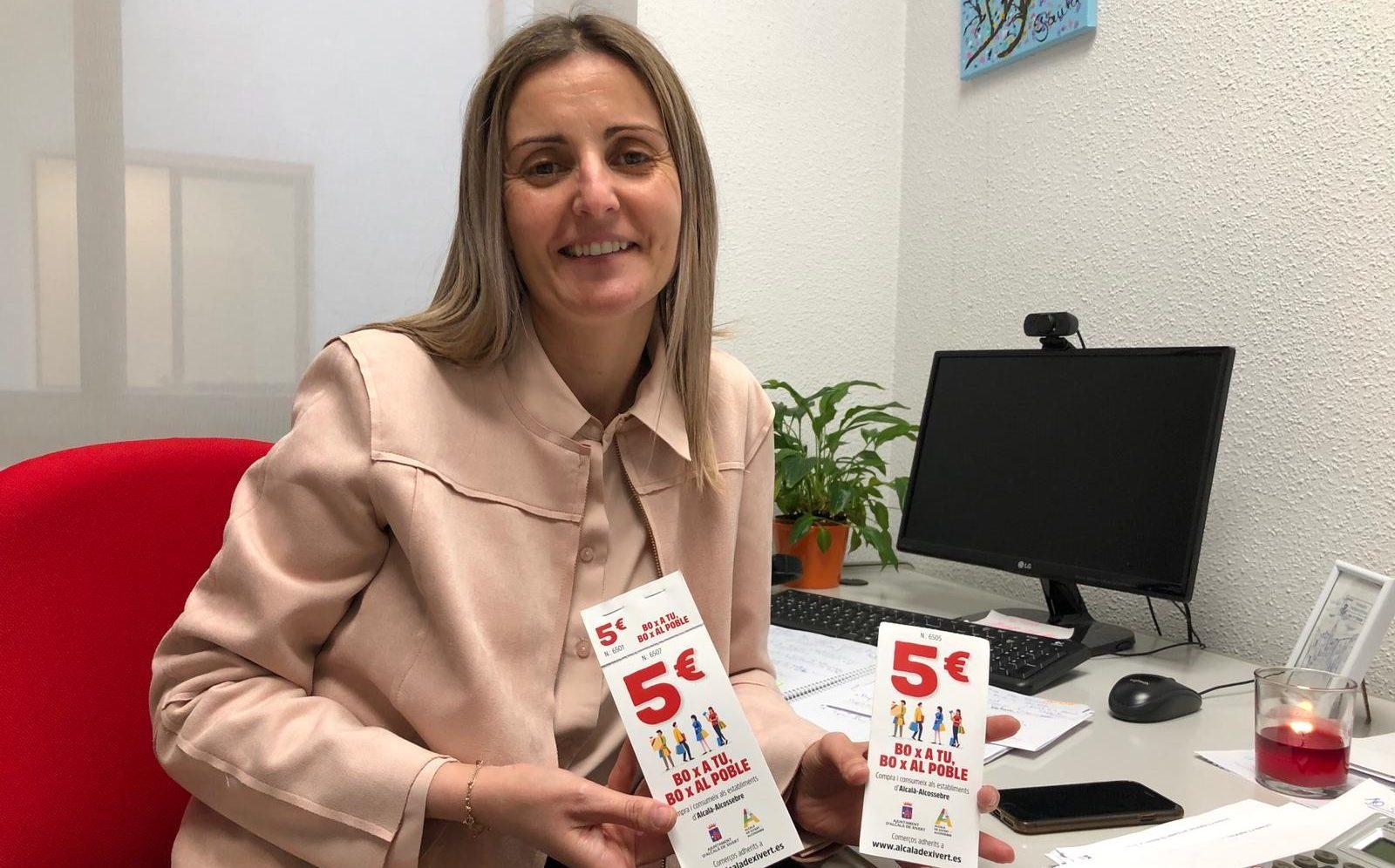 """Alcalà-Alcossebre repartirà 14.000 bons de la campanya """"Bo per a tu, Bo per al poble"""" del 19 al 23 d'abril"""