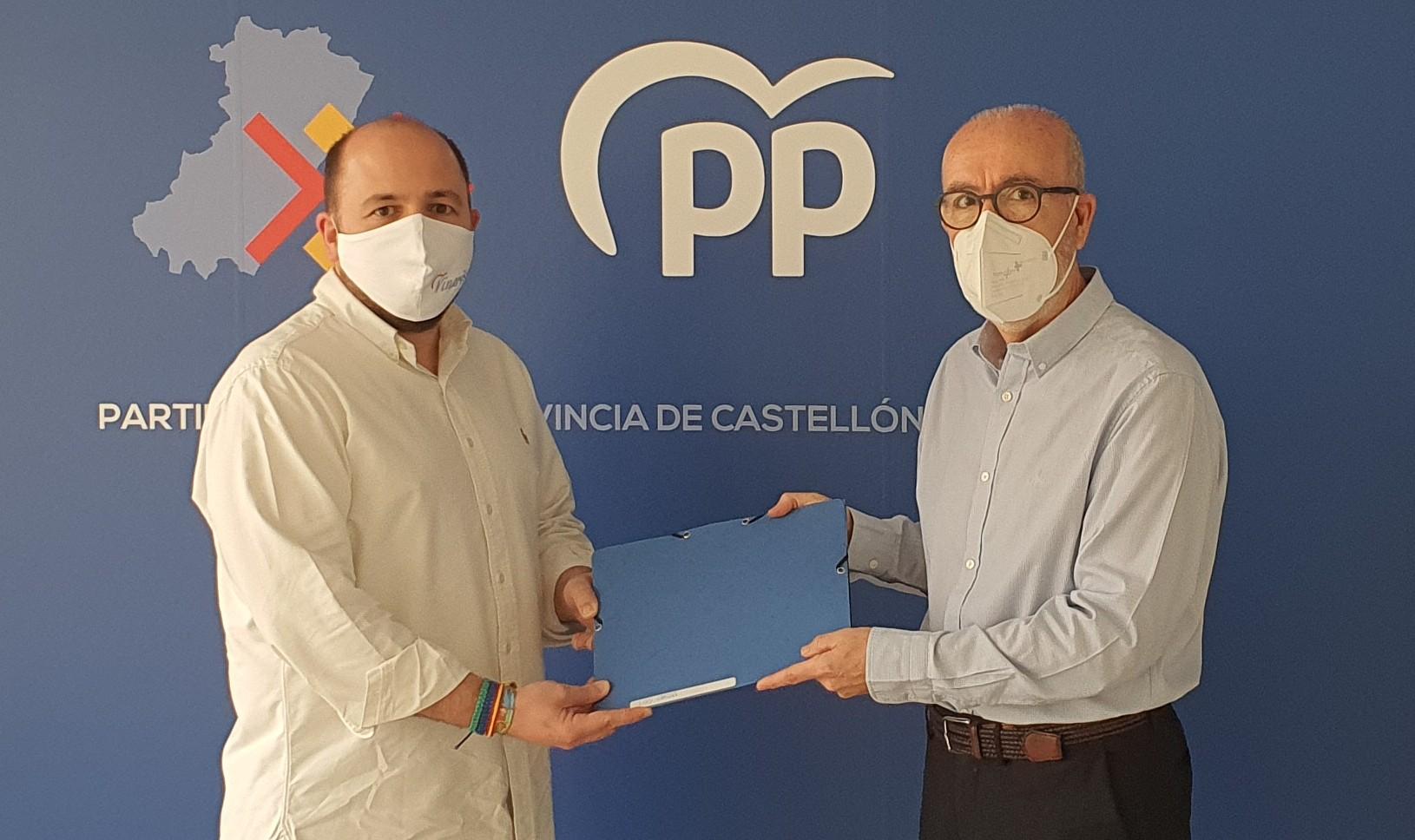 El nord de la província es bolca amb la candidatura de Gandíaper presidir el PPCS