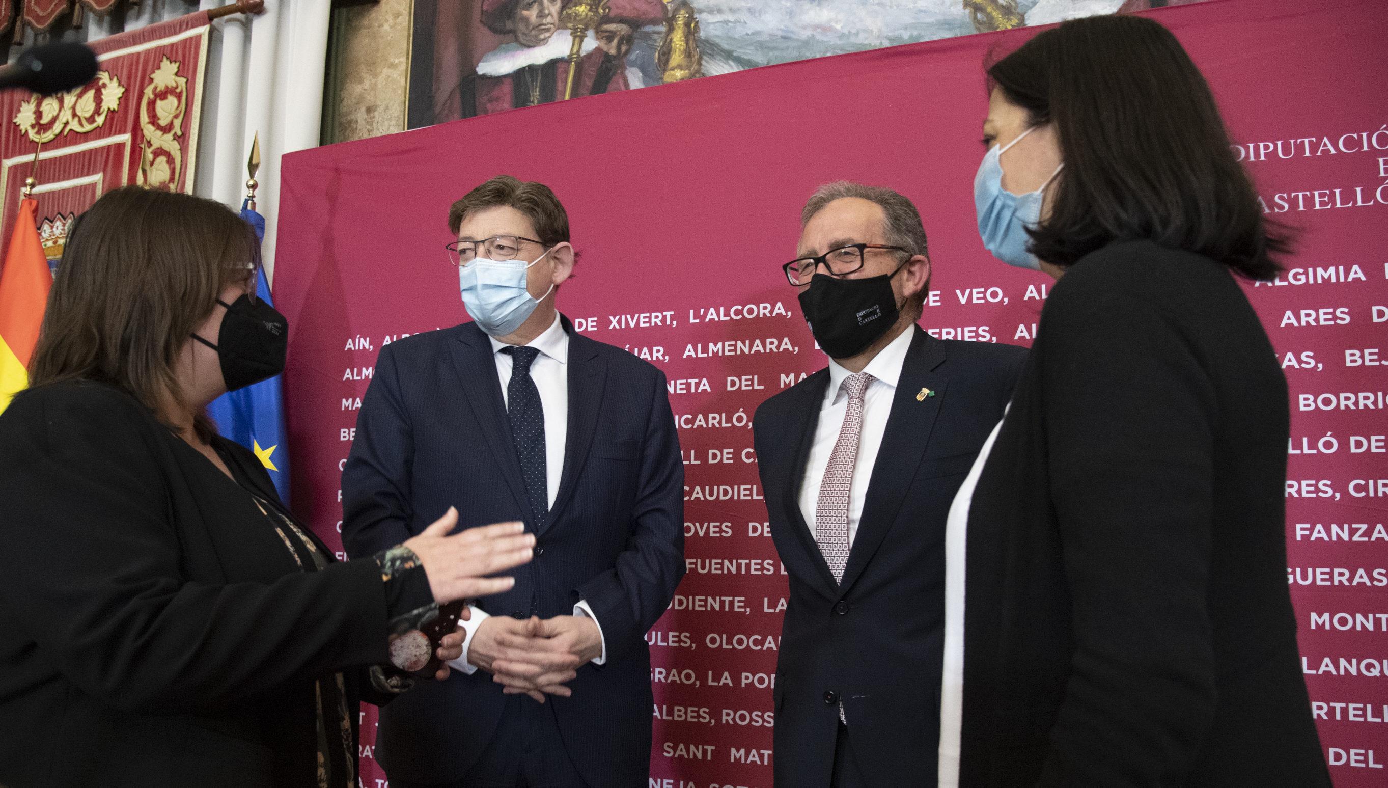Diputació i Generalitat es marquen dos anys per acabar amb la bretxa digital dels pobles de l'interior