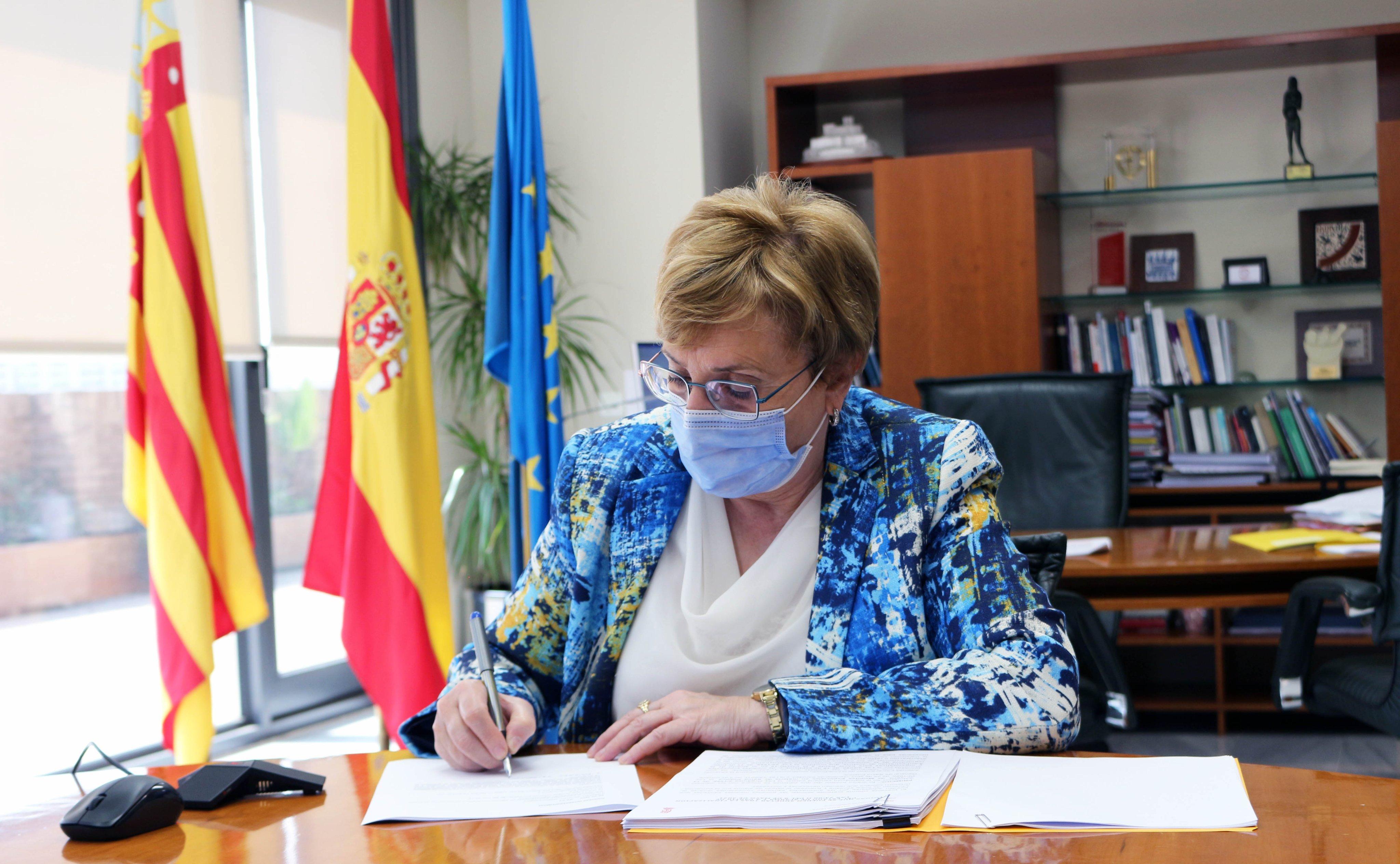 La Comunitat Valenciana manté una incidència acumulada de 39 casos des de fa dos mesos
