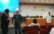 L'alcalde de Peníscola recorda a Sanitat que disposa d'un espai habilitat per a la vacunació dels veïns