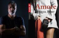 'Amore', la novel·la eròtica d'aquest Sant Jordi a les Terres de l'Ebre