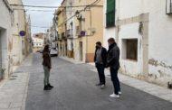 Sant Jordi finalitza les obres de millora de tots els serveis del carrer Sant Josep