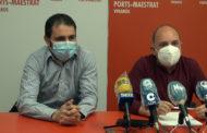 Vinaròs; Roda de premsa del Grup Municipal Socialista de Vinaròs 14-04-2021