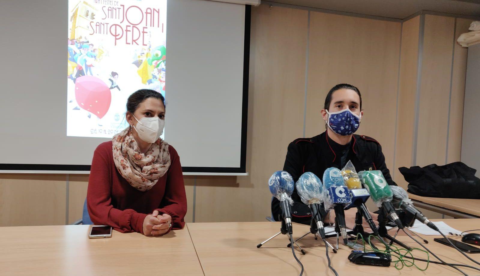 Vinaròs treballa per celebrar les Festes de Sant Joan i Sant Pere