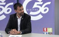 Guillem Alsina, alcalde de Vinaròs, a L'ENTREVISTA de C56 09-04-2021