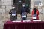 Vinaròs; Roda de premsa de Compromís per Vinaròs 01-04-2021