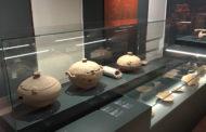 Benicarló; Inauguració de l'exposició permanent del MUCBE «Terra d'ibers» 30-04-2021