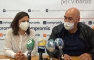 Vinaròs; Roda de premsa de Compromís 06-04-2021