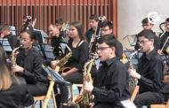 Benicarló; Concert de la Banda Juvenil de l'Associació Musical Ciutat de Benicarló 11-04-2021