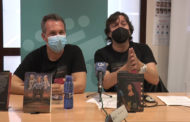 Vinaròs; Presentació de la novel·la «El finísimo lado de la cordura» de Baltasar Pérez 21-04-2021