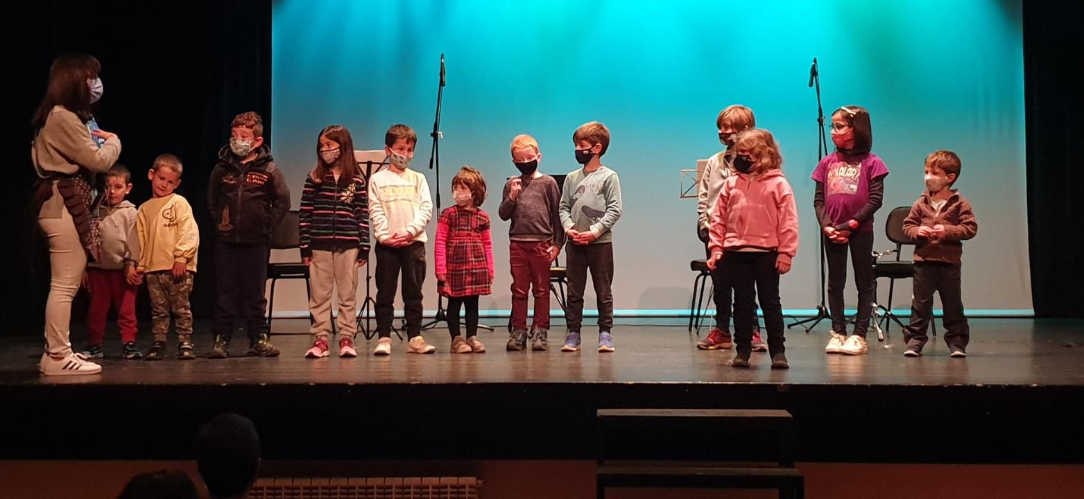 L'Escola Infantil de Vilafranca celebra Sant Jordi