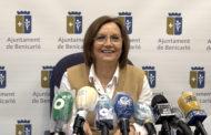 Benicarló; Roda de premsa de l'alcaldessa de Benicarló 16-04-2021