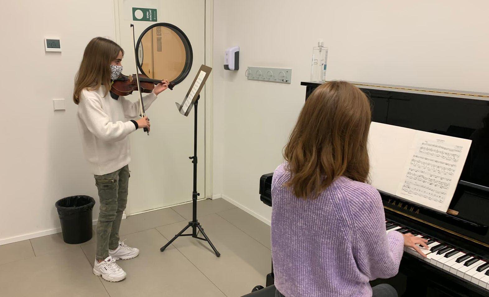Les escoles de música de la Diputació a Tarragona, Reus i Tortosa obren el termini de preinscripcions