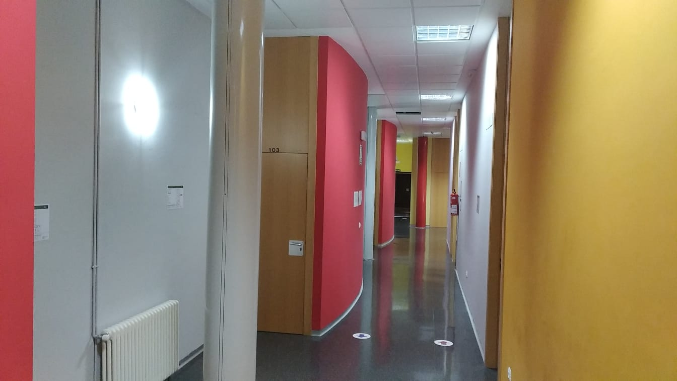 L'IVAJincorpora millores en les residències d'estudiants de Benicarló i Castelló