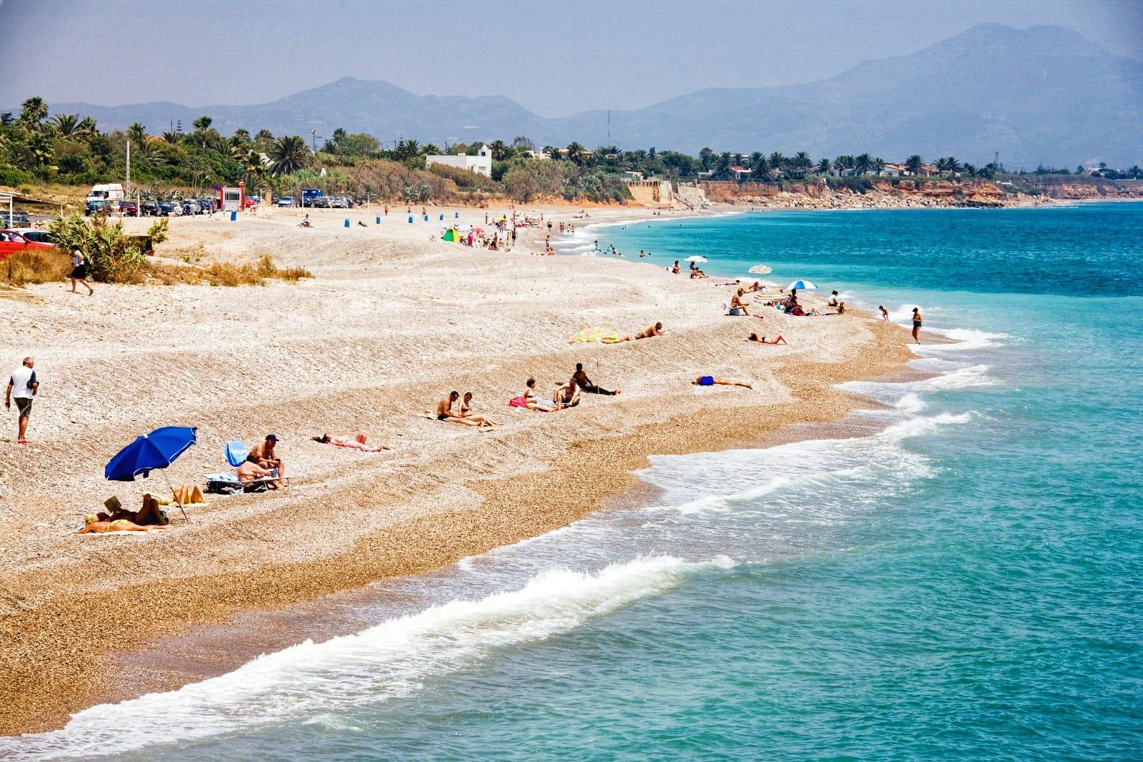 Surten a licitació dos xiringuitos a la Mar Xica de Benicarló per a la temporada estival