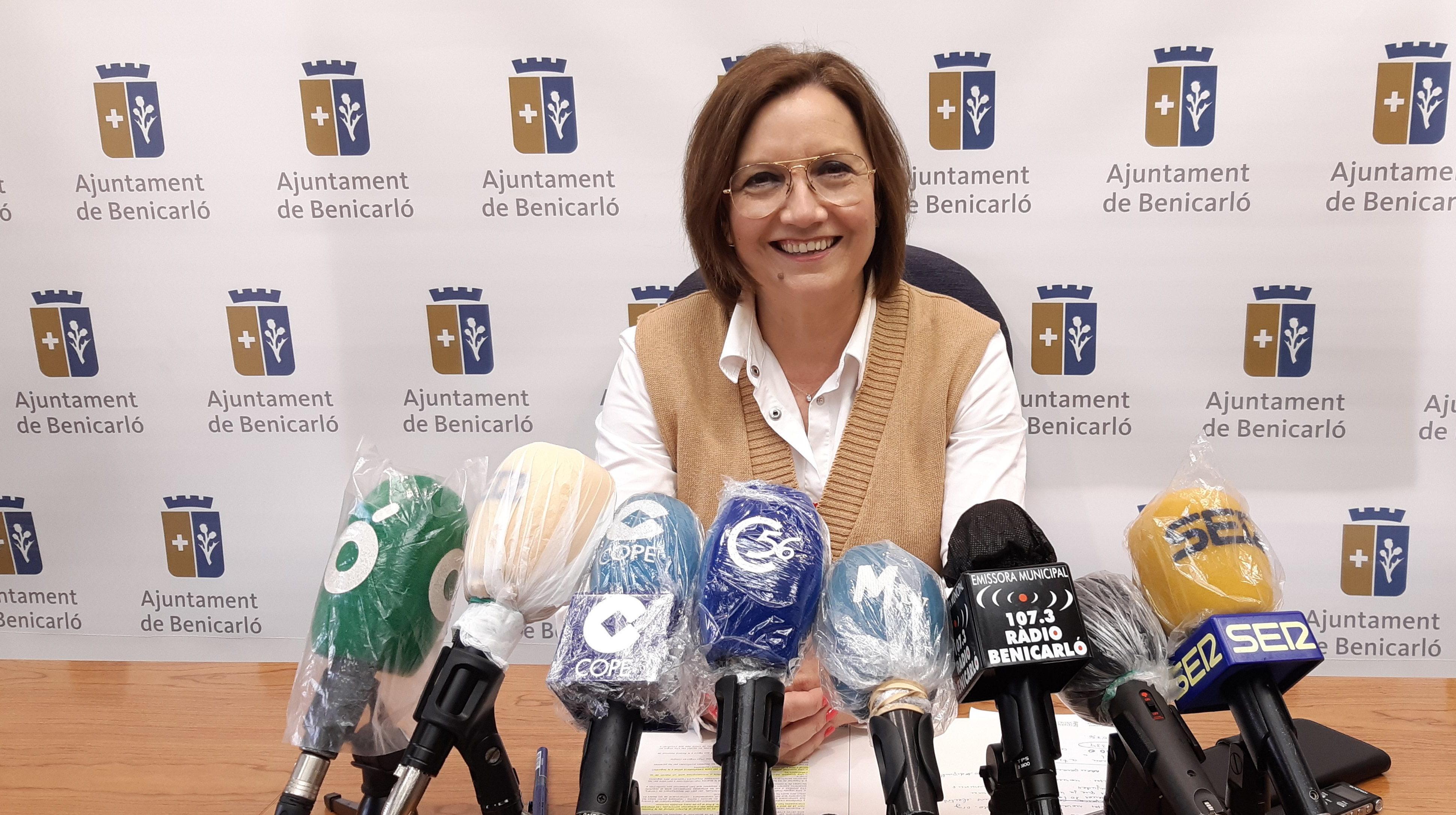 Benicarló pagarà la setmana que ve les Ajudes Parèntesi