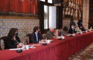 La diputada de Cultura, Ruth Sanz, participa en la Comissió Commemorativa de l'AnyGarcía-Berlanga