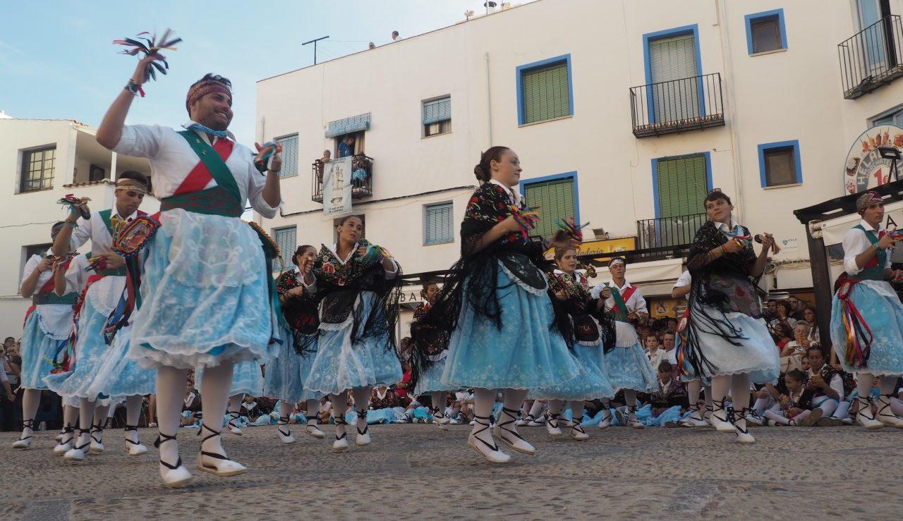 Peníscola formalitza la sol·licitud deBICper a les Festes Patronals en honor a la Verge de l'Ermitana