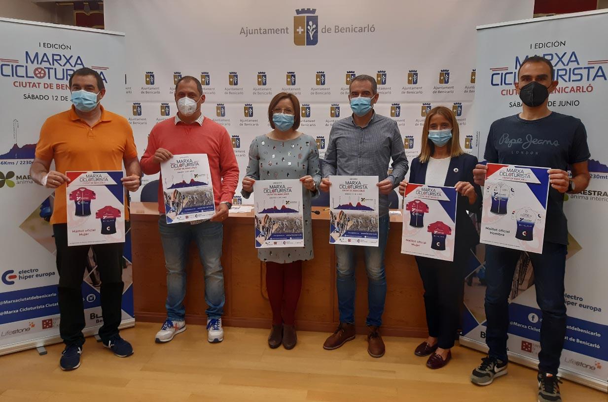 Benicarló serà la capital del ciclisme el cap de setmana del 12 i 13 de juny