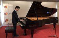 Vinaròs; Recordant Santos. Concert de piano a càrrec de David Lao Elipe a la Fundació Caixa Vinaròs 15-05-2021