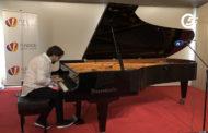 Vinaròs; Recordant Santos. Concert de piano a càrrec de Juan Cortés a la Fundació Caixa Vinaròs 28-05-2021