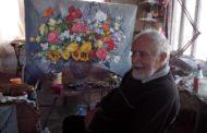 Alcanar lamenta la mort de l'artista Narcís Galià, fill adoptiu i director de l'Escola d'Art durant 25 anys