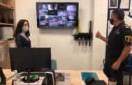 Alcalà-Alcossebre amplia la xarxa de càmeres de vigilància en els dos nuclis urbans