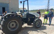 L'Ajuntament de Càlig adquireix un nou tractor per a la Brigada d'Obres