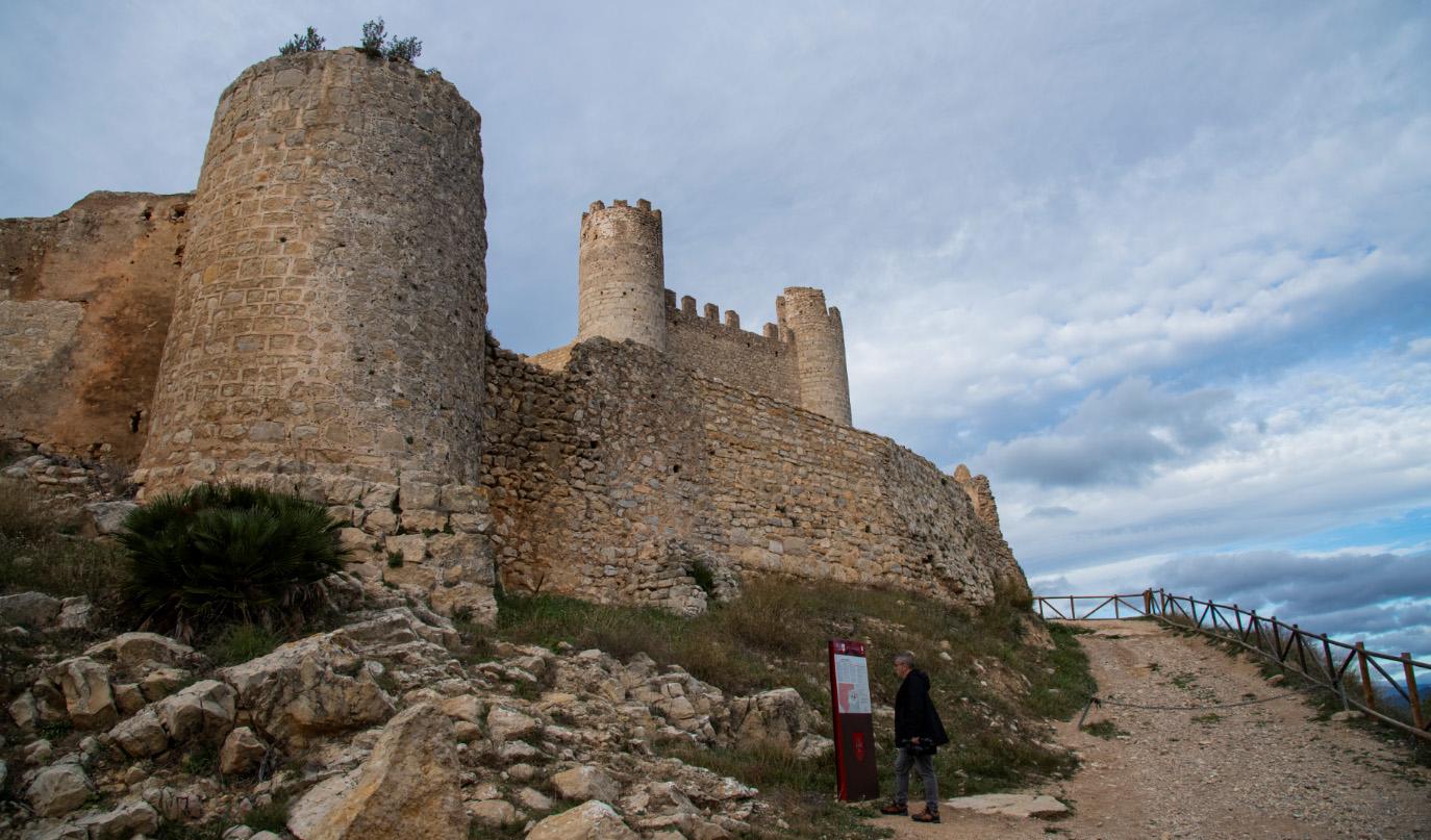 La Diputació impulsa 'Els teus castells' per a donar a conéixer la història dels castells de Xivert i Polpís